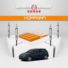 KIT 4 CANDELETTE VW GOLF VI 2.0 TDI 81KW 110CV 2011 -> GE115