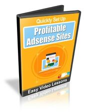 How to Quickly Set Up Profitable Adsense Sites