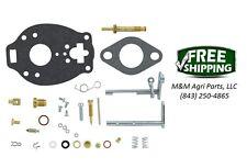 Farmall 130 140 330 340 404 Complete Carburetor kit & Float Marvel TSX730 TSX827