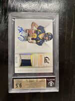 2015 National Treasure Aaron Rodgers Patch Auto 03/10