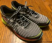 Womens Asics DynaFlyte Size 10.5 Running Shoes T6F8Y Multicolor EU 42.5