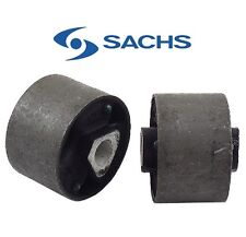 For BMW E24 E28 Pair Set of 2 Front Lower Rearward Bushing for Support Arm Sachs