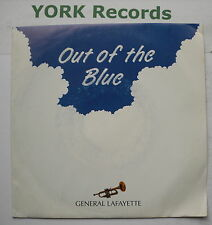"GENERAL LAFAYETTE - Out Of The Blue - Excellent Con 7"" Single Plaza PZA 070"