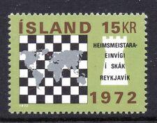 Iceland 1972 Chess championship Mi. 464 MNH