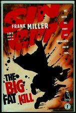 Dark Horse Comics SIN CITY The BIG FAT Kill #5 Frank Miller NM 9.4