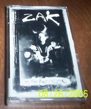 Zak  In The Hurricane  1988 Cassette  Woodstock / Rosendale NY  Zoe & Albin