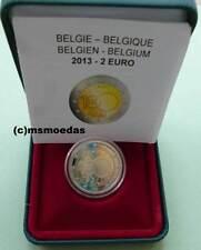 Belgien 2 Euro Gedenkmünze 2013 Meteorologisches Institut commemorative Proof PP
