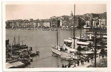 Carte postale semi ancienne Marseille Le Vieux Port cpsa