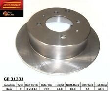 Disc Brake Rotor fits 2001-2003 Kia Optima  BEST BRAKES USA