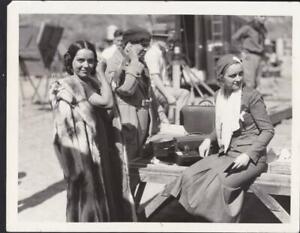 Lupe Velez unknown actress actor unknown movie 1930s movie photo 33817