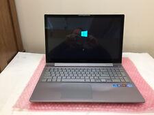 SAMSUNG NP880Z5E Notebook laptop Core i7-3635QM @2.4GHz 10GB Ram 256GB SSD WIN