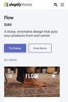 Flow Shopify Theme