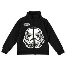 Official Licensed DISNEY STAR WARS Fleece Zip Jacket 11 - 12 YRS B621-5