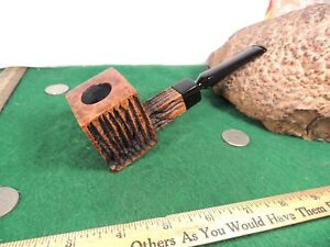 FRANK STORM 2003 HANDMADE MINTY MINT AMERICAN PIPE MASTER 4.44 OUNCES Mr-Tvf