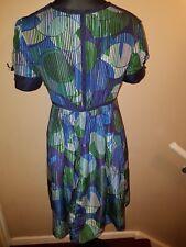 Armani exchange 100% silk dress size 8-10