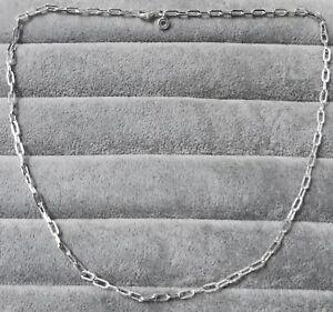 Pandora Necklace 399410C00 Link Chain Size 50cm