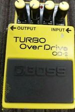 BOSS OD-2 TURBO Over Drive Guitar Effect Pedal