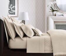Ralph Lauren Full Queen BEDFORD ESSEX CREAM Quilted Coverlet & 2 matching Shams