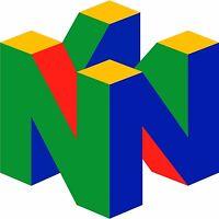 N64 Super Nintendo Logo SNES Nintendo Vinyl Die Cut Sticker Standing 4 Stickers