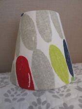 Handmade Candle Clip Lampshade Laura Ashley Wallace Multi Fabric