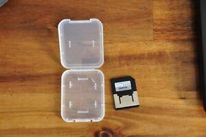 Genuine Original Nokia 64MB Multi Media Memory Card for 7610 N70 etc & Case