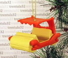 The FLINTSTONES Flintmobile CHRISTMAS TREE ORNAMENT XMAS