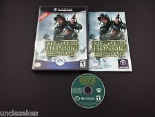 Medal of Honor Frontline Nintendo GameCube 2004
