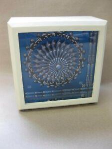 An Unusual Vintage World Clock ~ TT Brand ~ Letters & Numbers ~ Working
