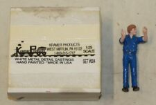 Kramer Products Track Staging Personnel Figure 1/25 Scale Diecast Metal