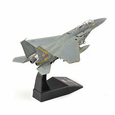 AMER 1/100th USA 1985 Mcdonnell Douglas F-15A Diecast Fighter Model Toy