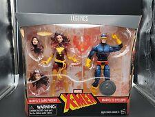Marvel Legends X-Men Dark Phoenix And Marvel's Cyclops 2 Pack New