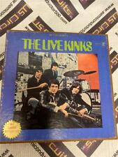 """The Live Kinks - 4-Track Tape - Reel to Reel - 7-1/2"""" - StereoTape Reprise 6260"""