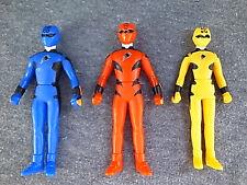 Bandai Power Rangers Sentai Gekiranger Jungle Fury Geki 3 Mini Soft Vinyl Figure