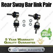 Pair Rear Sway Bar Link Pin Kit for MAZDA3 BK BL 2003-2014