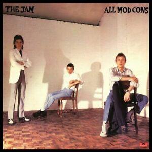 The Jam ALL MOD CONS Polydor PAUL WELLER near mint c/o inserts shrink
