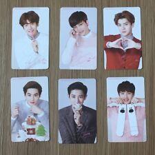 [OFFICIAL] EXO Baskin Robbins Photocard SET