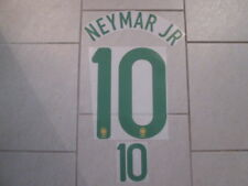 Flocage NEYMAR  BRESIL patch football shirt Brasil Brazil  Maillot