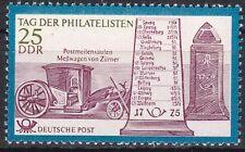 DDR Mi.-Nr. 1704 postfrisch Sperrwert 25 Pf. Tag der Philatelisten 1971