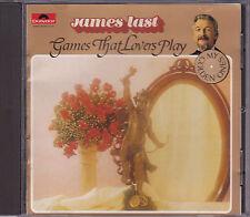 James Last - Games That Lovers Play - CD (821 610-2 Polydor/SKC Korea)