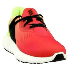 Adidas Alphabounce RC 2 girl's shoes size 7 youth (women 8.5) fuchsia/lime
