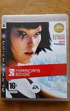 MIRRORS EDGE - Game - SONY PLAYSTATION 3 - PS3 - PAL - FREE UK P&P