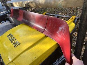 70-81 OEM GM CAMARO Z-28 FIREBIRD TRANS AM REAR SPOILER Missing 1 side