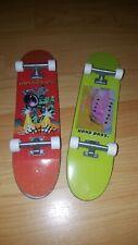 Lot Of X2 Handbros Handboard Skateboard 11 Inch Tech