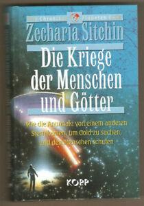Zecharia Sitchin / Die Kriege der Menschen und Götter / Kopp-Verlag 2004