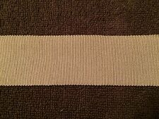 "Grosgrain Ribbon Solid Beige Tan Brown Trim Sewing Craft 1 1/2"""