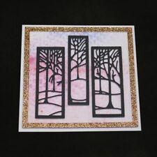 Halloween Forest Metal Cutting Dies Stencil Scrapbooking Album Paper Card Décor