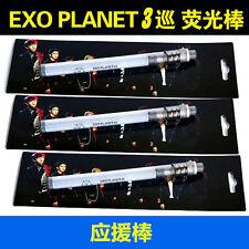 KPOP EXO PLANET#3 EXO'rDIUM Lightstick Glowing Light Stick CHANYEOL SEHUN KAI