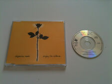 Depeche Mode-Enjoy the Silence [CD 2] yellow sleeve - 3 INCH MINI CD SINGLE