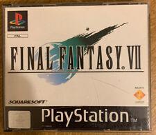 Final Fantasy VII (Sony PlayStation, 1997)