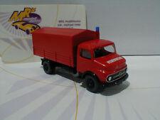Feuerwehr Modellautos, - LKWs & -Busse von Mercedes WIKING